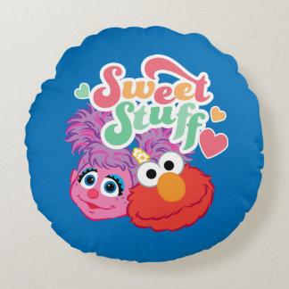 Sweet Stuff Character Round Pillow