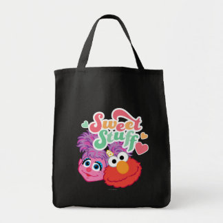 Sweet Stuff Character Tote Bag
