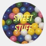 Sweet Stuff Gumball Sticker