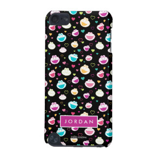 Sweet Stuff Heart Pattern | Add Your Name iPod Touch (5th Generation) Case
