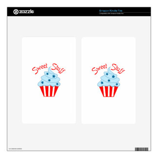 SWEET STUFF SKINS FOR KINDLE FIRE