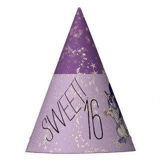 Sweet Sugar Glider Baby Party Hat