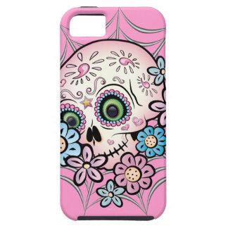 Sweet Sugar Skull iPhone 5 Case
