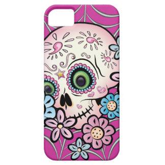 Sweet Sugar Skull iPhone 5 Cases