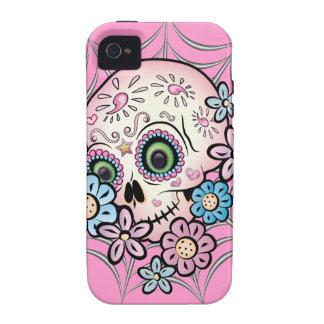 Sweet Sugar Skull iPhone 4/4S Case