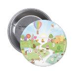 Sweet summer paradise! button