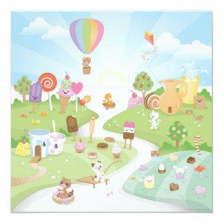 Sweet summer paradise! card