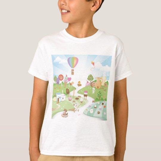 Sweet summer paradise! T-Shirt