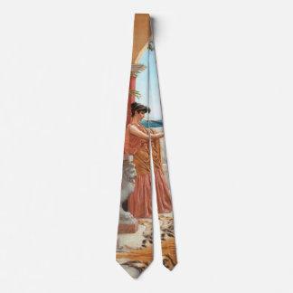Sweet Summer Siesta 1891 Neck Tie