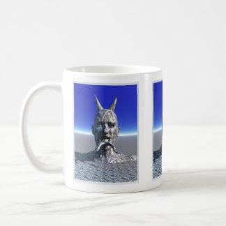 Sweet Talker Classic White Coffee Mug
