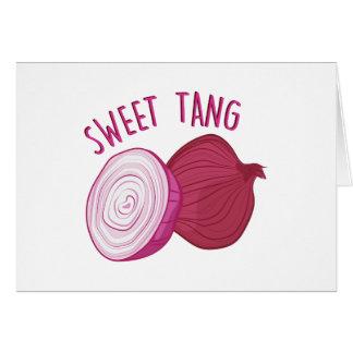 Sweet Tang Card