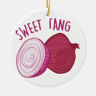 Sweet Tang Ceramic Ornament