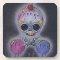 sweet, tattoos, tattoo, sugar, fueled, michael, banks, coallus, sugarskull, skull, rainbow, [[missing key: type_fuji_coaste]] com design gráfico personalizado