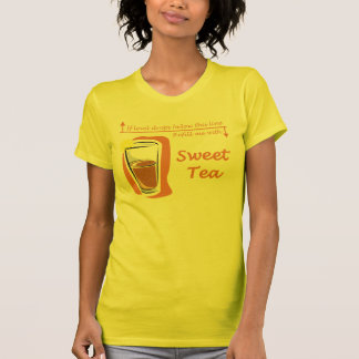 Sweet Tea 2 Women's Tee