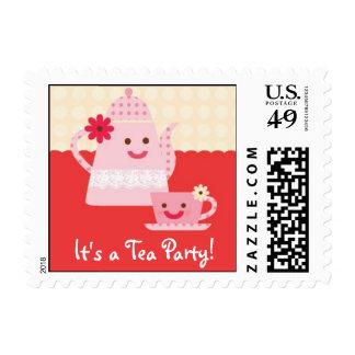 Sweet Tea Birthday Party Postage