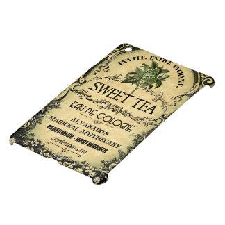 Sweet Tea Eau de Cologne Vintage Label iPad Mini Case