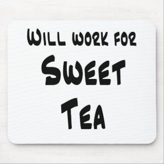 Sweet Tea Mouse Pad
