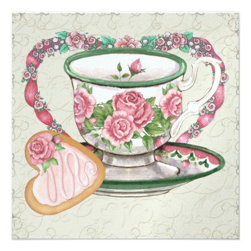 Sweet Tea Party - SRF Announcement