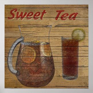 Sweet Tea Poster