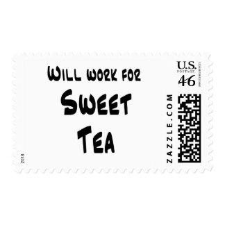 Sweet Tea Stamp