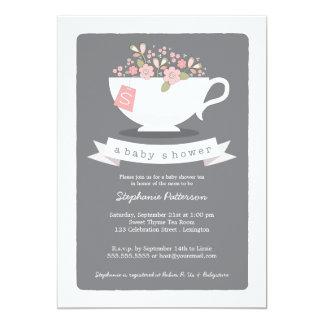 Teacup Invitations & Announcements | Zazzle