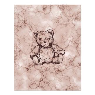 Sweet Teddy (L) Letterhead