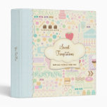 Sweet Temptations Bakery Boutique Binder