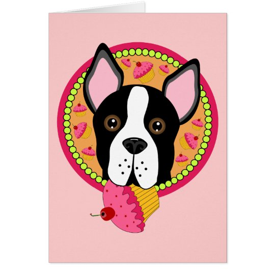 Sweet Terrier Card