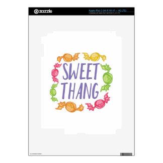 Sweet Thang iPad 3 Decal