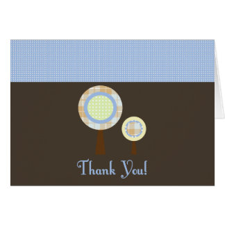 Sweet Thank You Note Card