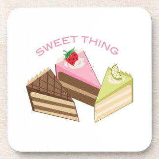 Sweet Thing Drink Coasters