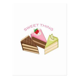 Sweet Thing Postcard