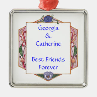 Sweet Thoughts BFF Ornament