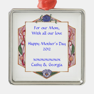 Sweet Thoughts~Mother's Day Ornament