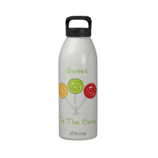 Sweet To The Core Water Bottle