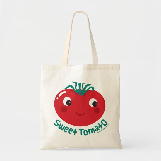 Sweet Tomato Tote Bag