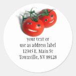 Sweet Tomatoes Classic Round Sticker