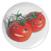 Sweet Tomatoes Dinner Plates