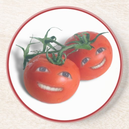 Sweet Tomatoes Drink Coaster