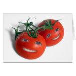 Sweet Tomatoes Greeting Card