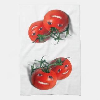Sweet Tomatoes Hand Towels