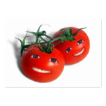 Sweet Tomatoes Large Business Cards (Pack Of 100)
