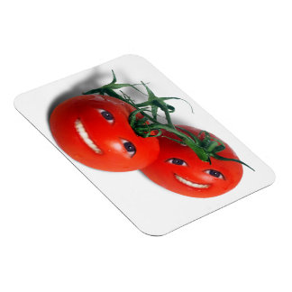 Sweet Tomatoes Rectangle Magnets