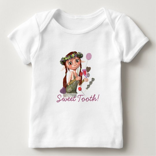 Sweet Tooth Baby T-Shirt