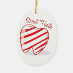 Sweet Tooth Christmas Tree Ornaments