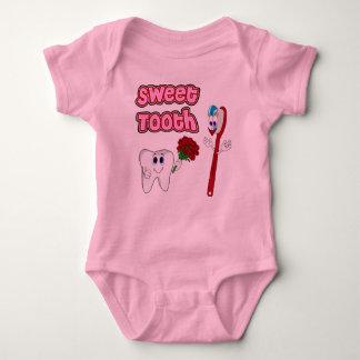 Sweet Tooth Cute Cartoon T-shirts For Women