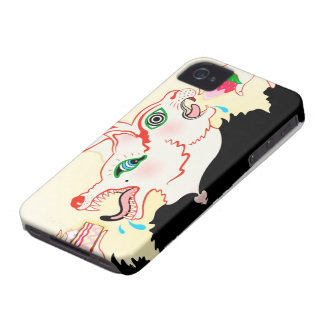 Sweet Tooth iPhone 4 Cases