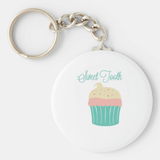 Sweet Tooth Keychains