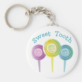 Sweet Tooth Keychain