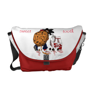 Sweet Tooth Messenger Bags